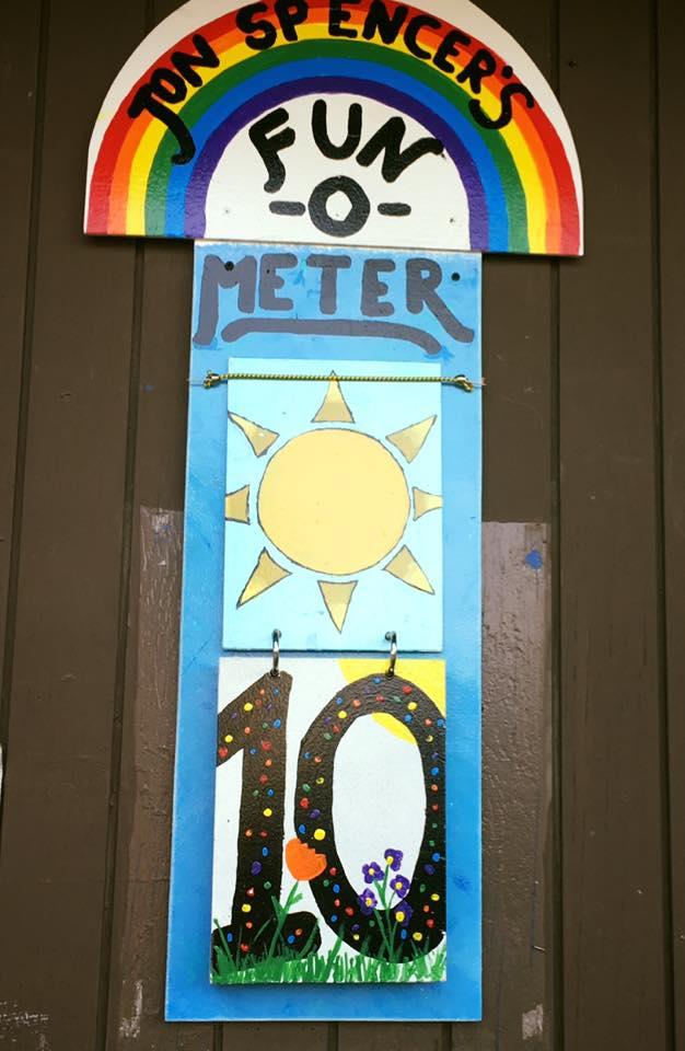 Fun O Meter on 10